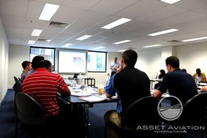 ASSET Aviation course