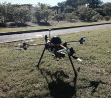 Unmanned aerial vehicle (UAV) evaluation—Australia 2013