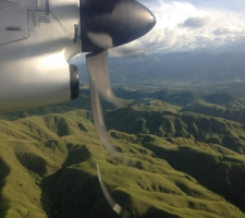 Flight Operations Review—Papua New Guinea 2012